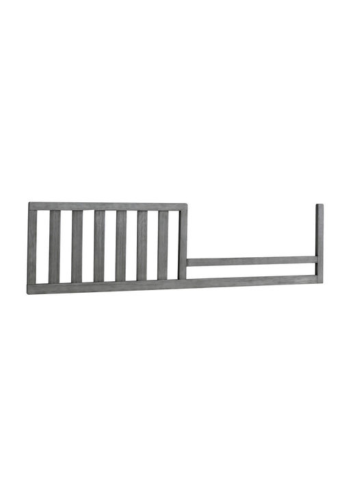 Dolce Babi Dolce Babi Naples Toddler Guard Rail In Nantucket Grey