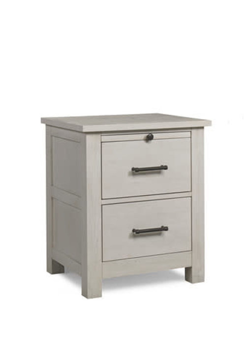 Dolce Babi Dolce Babi Lucca Nightstand -  In Sea Shell White