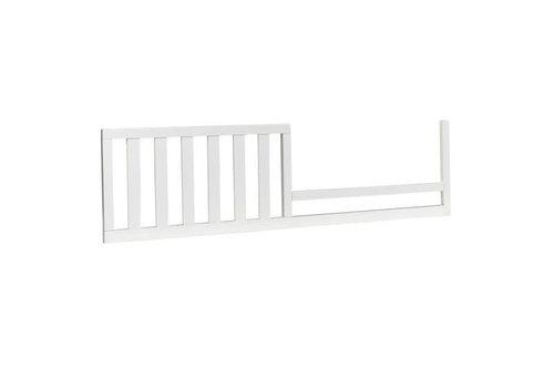 Dolce Babi Dolce Babi Alessia Convertible Guard Rail In Bright White