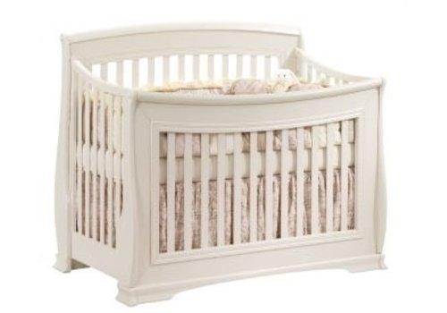 Natart Natart Bella 4 In 1 Convertible Crib to Double In Linen
