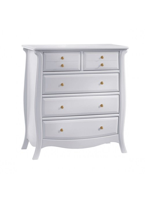Natart Natart Bella Gold 5 Drawer Dresser