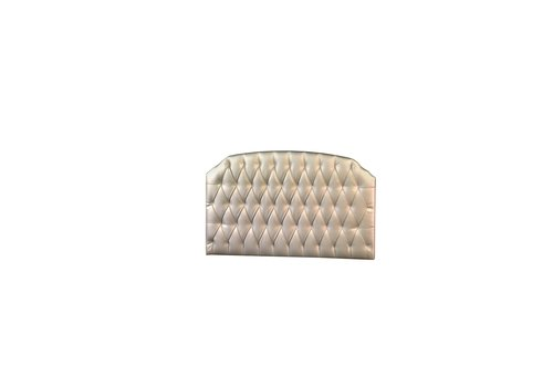 Natart Natart Allegra Tufted Panel In Platinum
