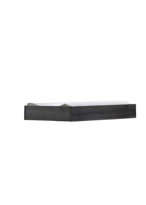Natart Natart Cortina Changing tray In Black Chalet
