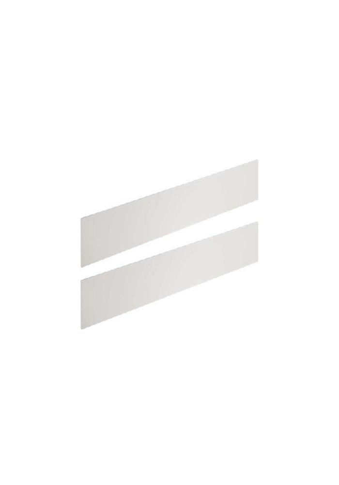 Nest Juvenile Milano Double Bed Conversion Rails In White