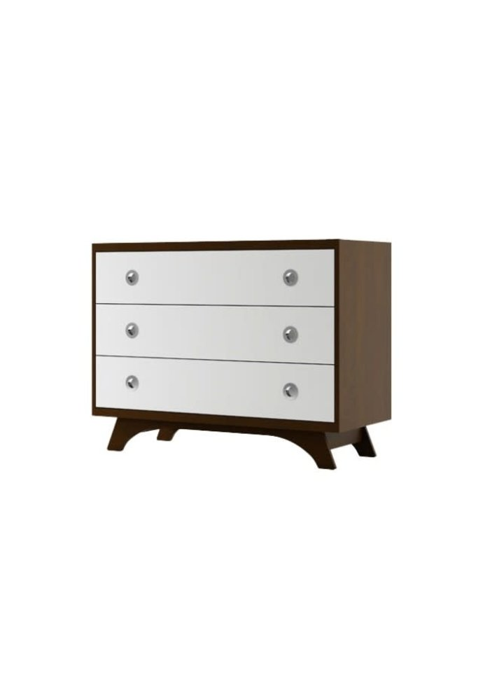 Dutailier Melon 3 drawer dresser 12-10-12
