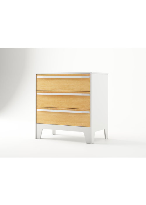 Dutailier Dutailier Caramel Collection 3 Drawer Dresser 10-03-10