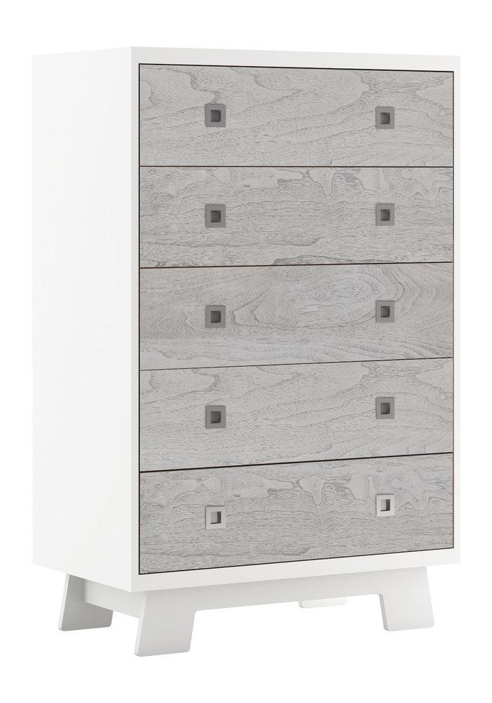 Dutailier Pomelo 5 Drawer Dresser 10-YR-10