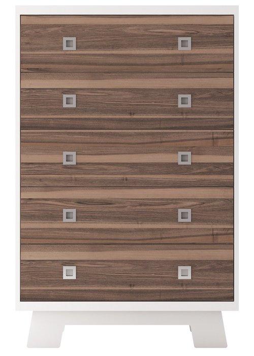 Dutailier Dutailier Pomelo 5 drawer Dresser- 10-YN-10