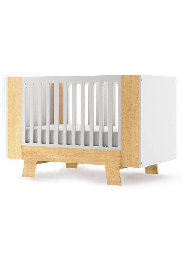 Dutailier Pomelo Convertible crib 10-03-10