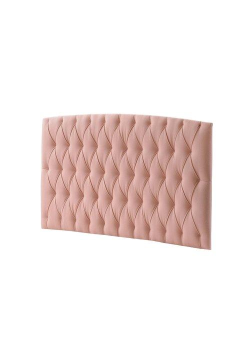 Natart Natart Allegra Tufted Panel In Blush
