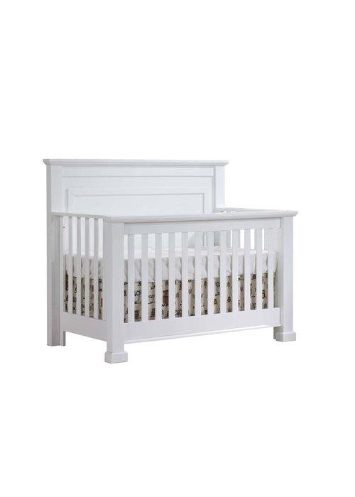 Natart Natart Taylor 5 In 1 Crib In White