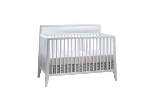 Nest Juvenile Nest Juvenile Flexx Convertible Crib In White