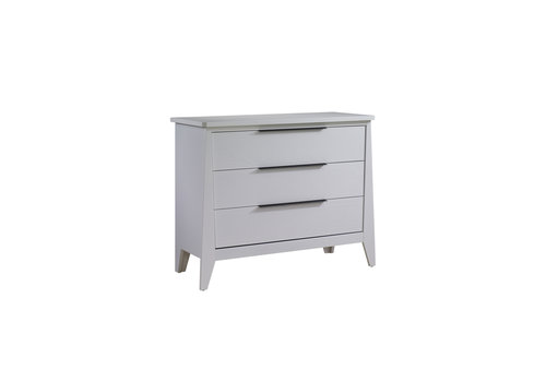 Nest Juvenile Nest Juvenile Flexx 3 Drawer Dresser XL In All White