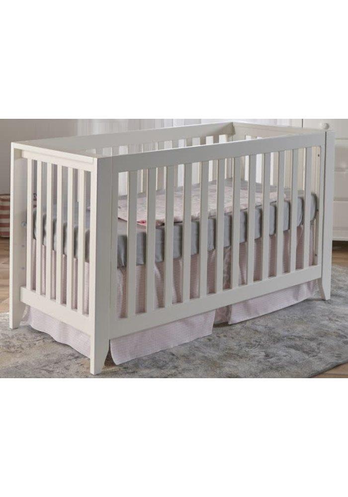 Pali Furniture Spessa Crib In White