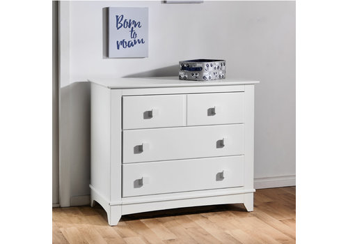 Pali Furniture Pali Furniture Spessa Dresser In White