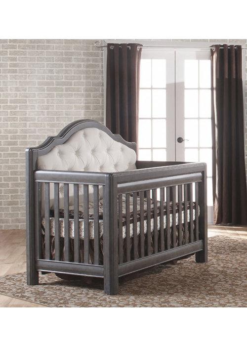 Pali Furniture Pali Furniture Cristallo Forever Crib In Granite With Fabric