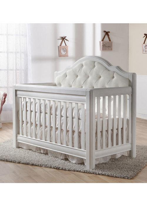 Pali Furniture Pali Furniture Cristallo Forever Crib In Vintage White With Fabric