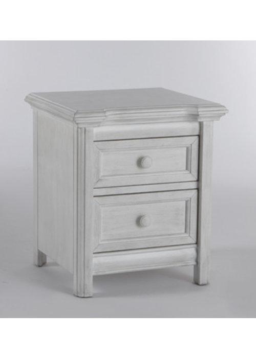 Pali Furniture Pali Furniture Cristallo Nightstand In Vintage White
