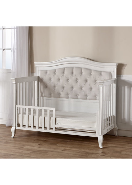 Pali Furniture Pali Furniture Diamante Toddler Rail In Vintage White