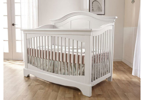 Pali Furniture Pali Furniture Enna Forever Crib In Vintage White