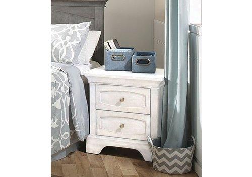 Pali Furniture Pali Furniture Ragusa/Enna Night Stand In Vintage White