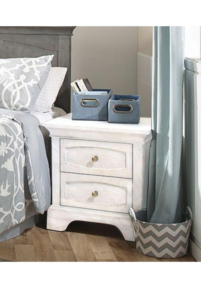 Pali Furniture Ragusa/Enna Night Stand In Vintage White