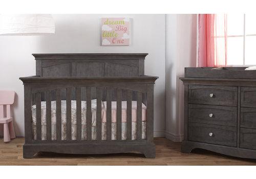 Pali Furniture Pali Furniture Enna Forever Crib In Distressed Granite