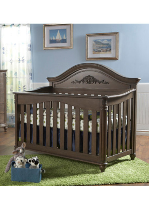 Pali Furniture Pali Furniture Gardena Forever Crib In Slate