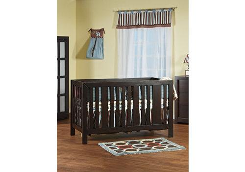Pali Furniture Pali Furniture Imperia Forever Crib In Mocacchino