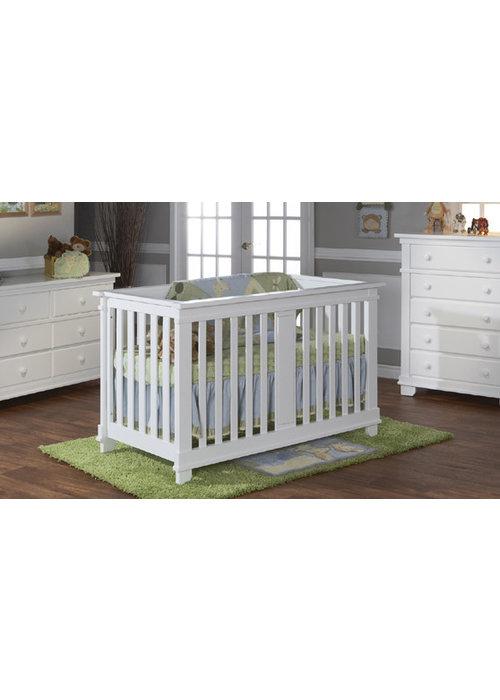 Pali Furniture Pali Furniture Lucca Forever Crib In White