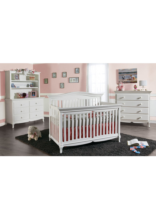 Pali Furniture Pali Furniture Mantova Forever Crib In White