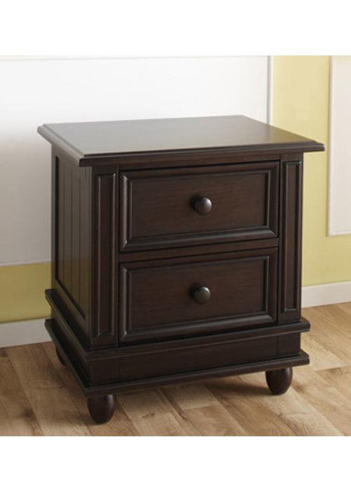Pali Furniture Pali Furniture Marina Nightstand In Onyx