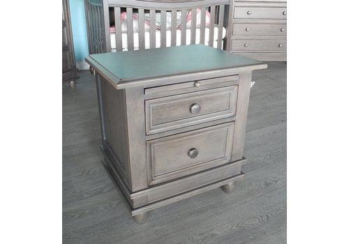 Pali Furniture Pali Furniture Marina Nightstand In Slate