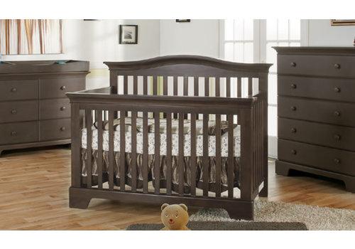 Pali Furniture Pali Furniture Volterra Forever Crib In Slate