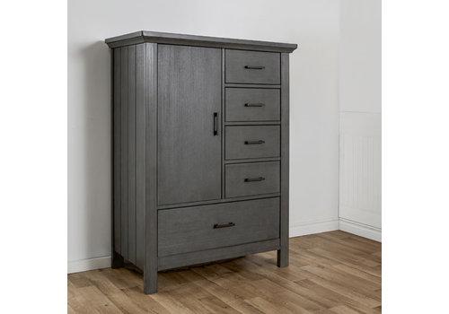 Pali Furniture Pali Furniture Como Door Chest In Distressed Granite