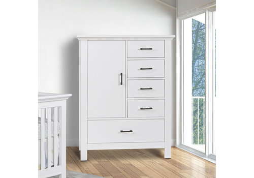 Pali Furniture Pali Furniture Como Door Chest In Vintage White