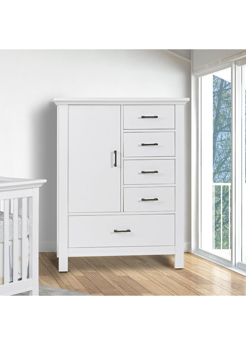 Pali Furniture Pali Furniture Como Door Chest In Vintage White