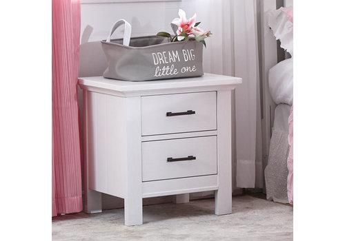 Pali Furniture Pali Furniture Como Night Stand In Vintage White