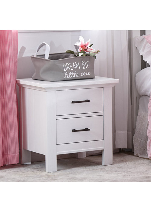 Pali Furniture Pali Furniture Como Night Stand In Vintage White
