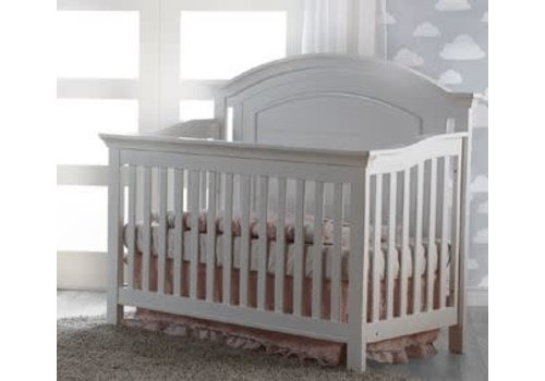 Pali Furniture Pali Furniture Como Arch Crib In Vintage White
