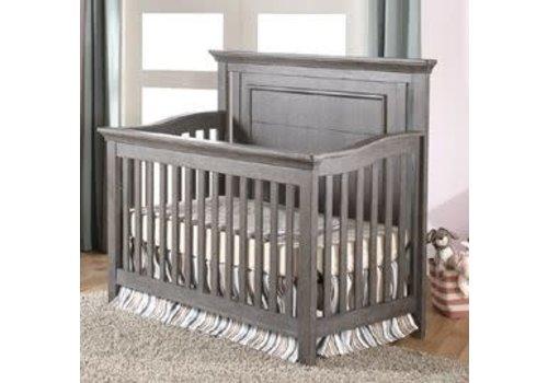 Pali Furniture Pali Furniture Como Flat Crib In Distressed Granite