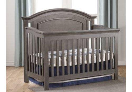 Pali Furniture Pali Furniture Como Arch Crib In Distressed Granite