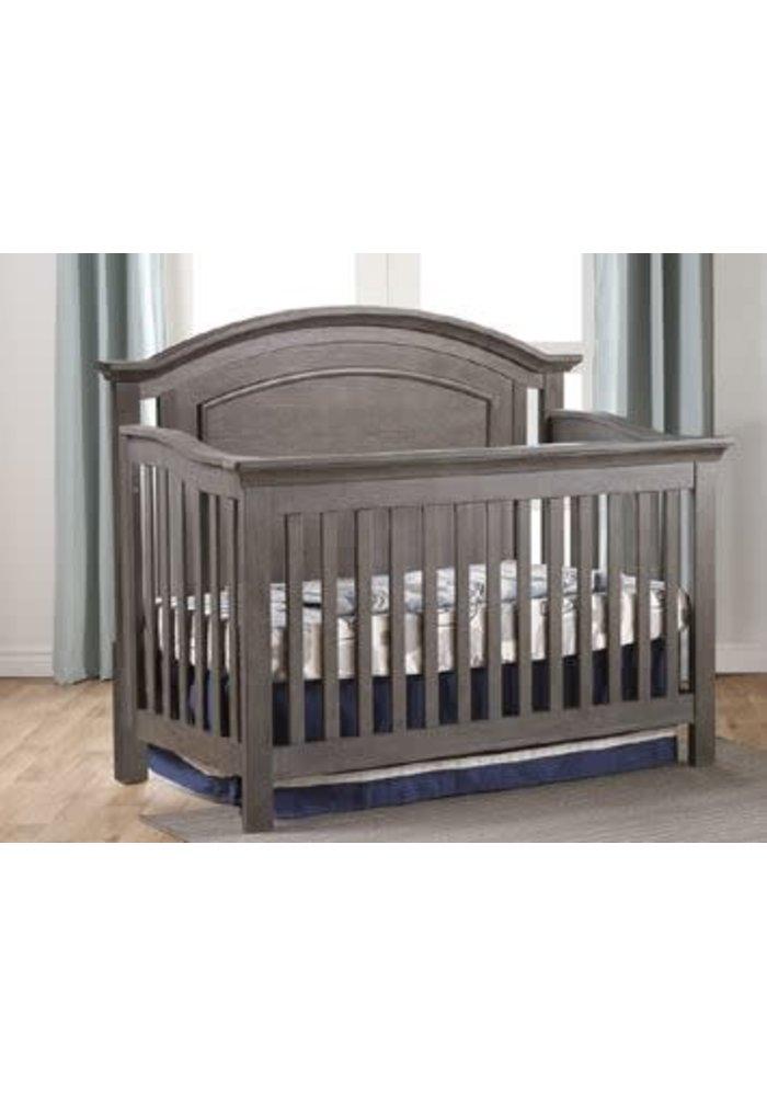 Pali Furniture Como Arch Crib In Distressed Granite