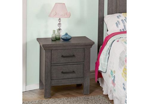 Pali Furniture Pali Furniture Como Night Stand In Distressed Granite