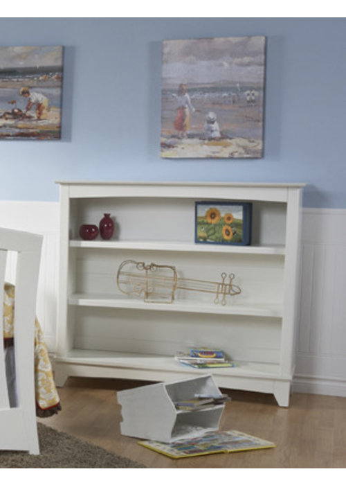 Pali Furniture Pali Furniture Bookcase Hutch In White