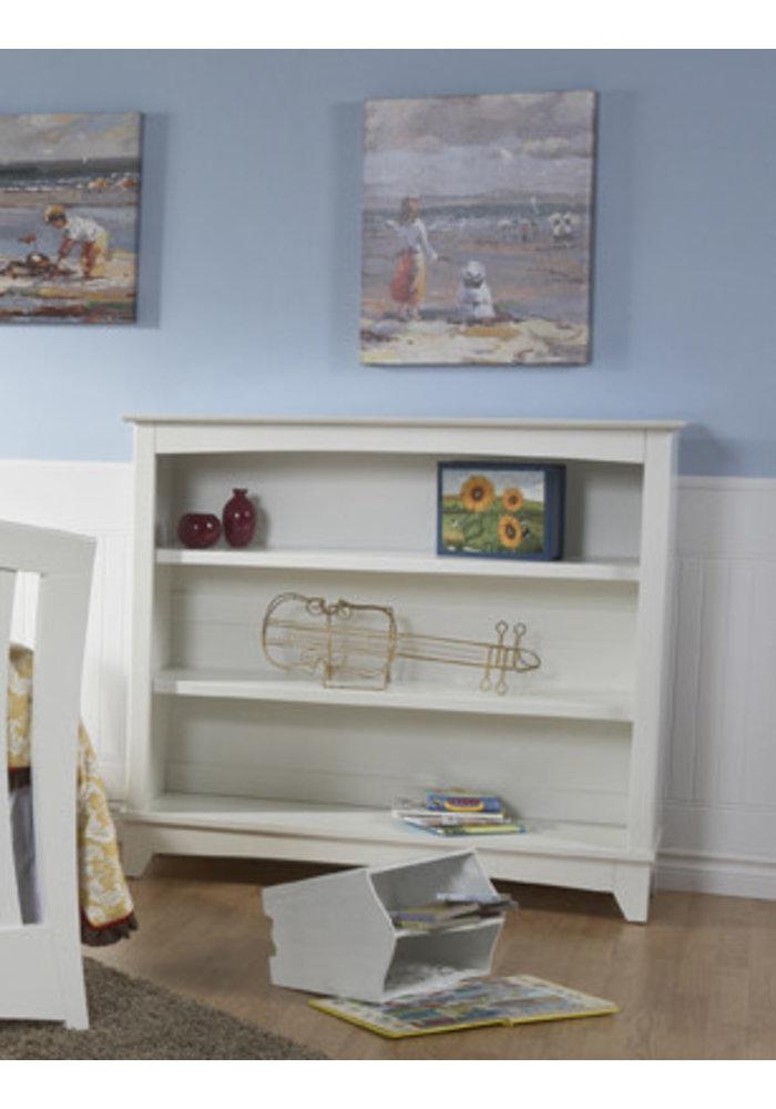 Pali Furniture Bookcase Hutch In White