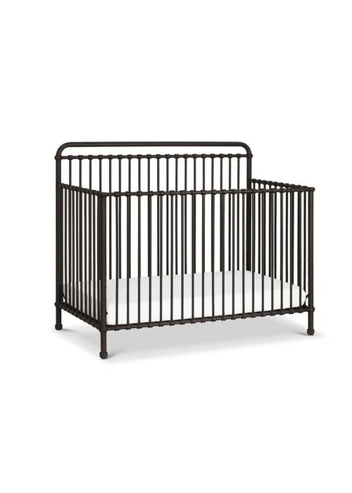 Million Dollar Baby Million Dollar Baby Abigail 3 In Convertible Crib In Vintage Iron