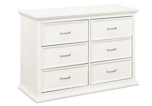 Million Dollar Baby Million Dollar Foothill-Louis-Ashbury 6-Drawer Dresser in Warm White