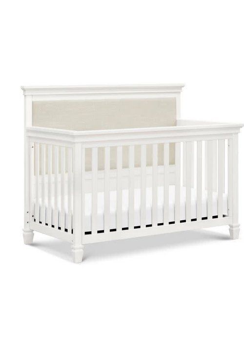 Million Dollar Baby Million Dollar Darlington 4 in 1 Crib in Warm White