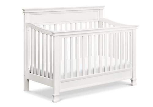 Million Dollar Baby Million Dollar Foothill 4 In 1 Convertible Crib In Warm White
